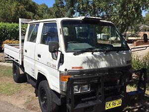 TOYOTA DYNA dual cab Picnic Point Bankstown Area Preview