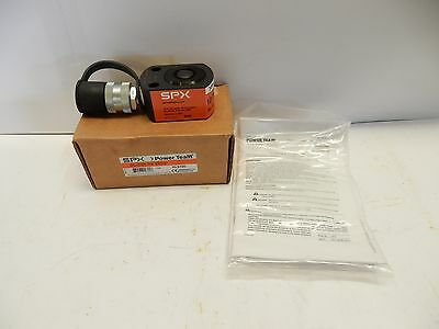 Spx Power Team Rls-100 Hydraulic Cylinder 10 Ton 716 Stroke New