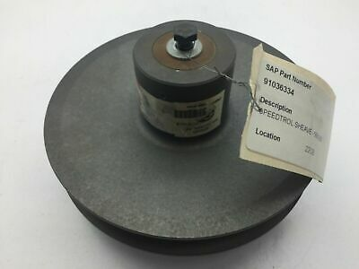 Speed Selector Variable Pitch Sheave Pulley Model 508-200 1 Bore