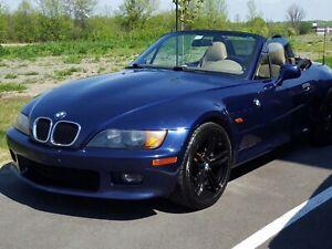 BMW Z3 1999, 8700$ nég.