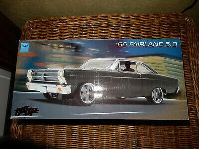 1/18 GMP 1966 Ford Fairlane 5.0 Resto Mod