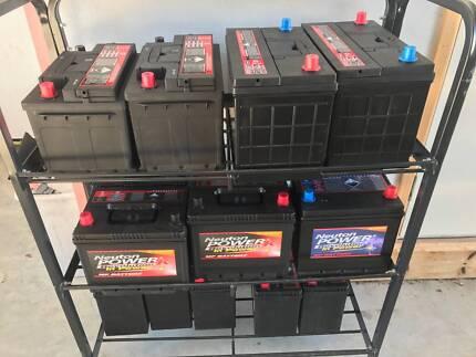 New Car Batteries