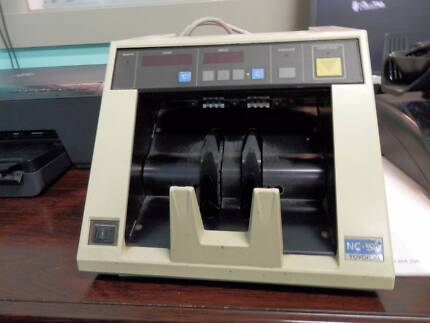 Toyocom NC-50 Currency Counter