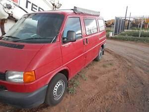 1998 Volkswagen Transporter Van/Minivan Blackwater Central Highlands Preview