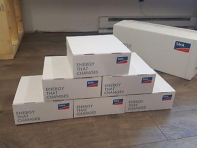 6Pack Sma Sunny Boy Sb240 Us 99 10 Micro Inverter 240W Solar Inverters Brand New