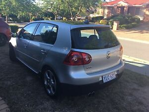 2005 Golf GTI hatchback turbo manual Ngunnawal Gungahlin Area Preview