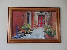 Two George Meis Prints - Framed Beaconsfield Fremantle Area Preview