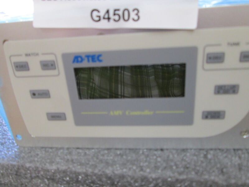 AD-TEC 93000-05226 AMV MOUNTABLE CONTROLLER ASM