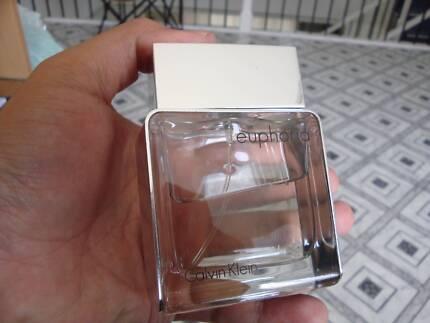 Calvin Klein Euphoria mens perfume (2nd hand) Greenfield Park Fairfield Area Preview