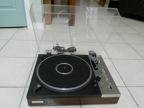 Vintage Pioneer PL 510A Stereo Turntable Record Player