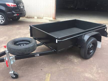 AFFORDABLE 7X4 LOW SIDE HEAVY DUTY 12 MONTHS PRIV REGO $830