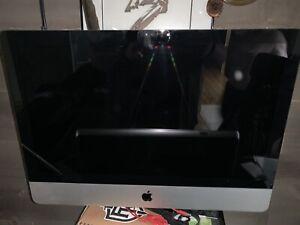 **Music & Video Editing Rig** 21.5 Inch iMac w/20 GB Ram
