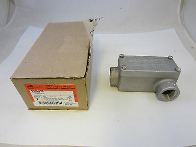 Crouse Hinds Oell3sa 1 Explosion Proof Conduit Outlet Box With Cover