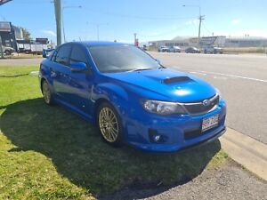 2013 Subaru Impreza WRX RS40 Manual Weapon - LOW KM!  Garbutt Townsville City Preview