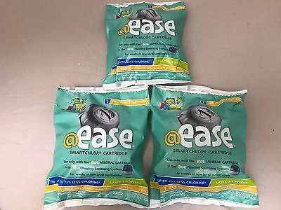 Spa Frog @ Ease Smartchlor Replacement Cartridges 3-Pack