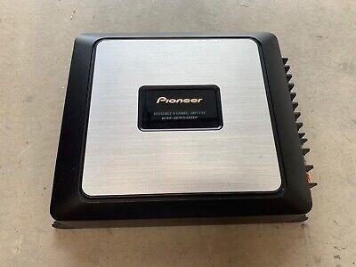 Pioneer GM-D9500F 800W Max Class FD Bridgeable 4-Channel Power Car Amplifier Amp