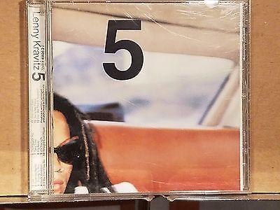5  Pa  By Lenny Kravitz  Cd  May 1998  Virgin