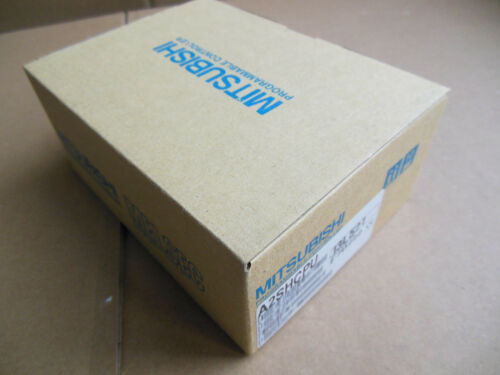 MITSUBISHI A2SHCPU CPU PLC Processors New In Box Expedited Free Shipping