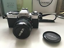 Minolta XD 5 with 50mm lens EXCELLENT CONDITION Sydney City Inner Sydney Preview
