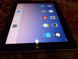 64GB iPad 2 (3G / wifi) with cracked screen Ferny Hills Brisbane North West Preview