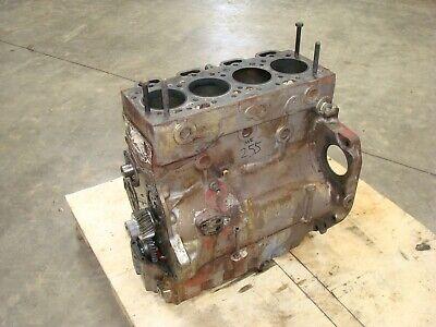 1977 Massey Ferguson 255 Perkins 236 Diesel Tractor Engine Short Block