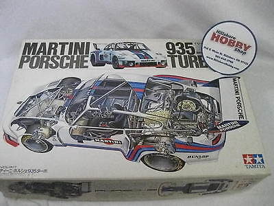 Tamiya 1/12 Porsche 935 Turbo Kit 1223