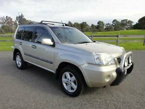 2005 Nissan X-TRAIL T30 II ST Wagon 5dr Auto 4sp 4x4 2.5i Mordialloc Kingston Area Preview