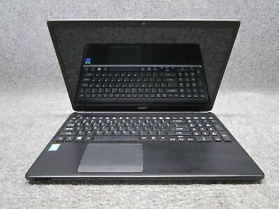 "Acer TravelMate P255 Laptop/Notebook 15.6"" 1.70GHz Core i5 4GB DVDRW *No HDD*"