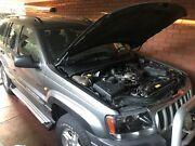 2004 Jeep Grand Cherokee Laredo 4x4 Perth Perth City Area Preview