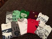 Abercrombie Boys Medium Lot