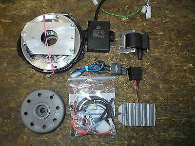 BMW R 25 R26 Powerdynamo  12V Lichtmaschine mit kontaktloser Zündung  BMW R24
