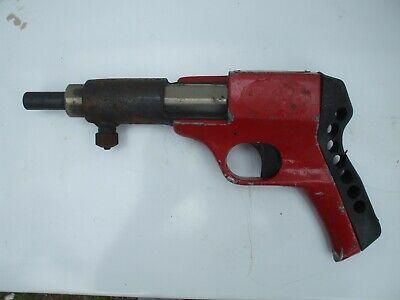 Speed Fastener SPEED-TRAK Model No. 475 Powder Actuated Tool HV Stud Driver