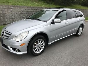 MERCEDES-BENZ R320 CDI 4 MATIC 2006 ( 7 PASSAGER, DIESEL )
