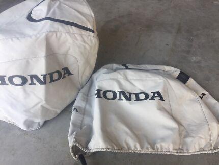 Honda outboard cover