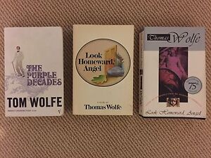 Tom Wolfe books