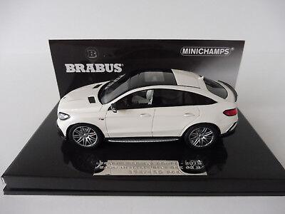 Mercedes-Benz GLE Coupe C292 63 AMG Brabus 850 Schwarz Ab 2015 Nr 193 1//18 GT ..