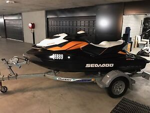 2012 Seadoo GTR215 JETSKI with trailer great condition  255 260 Kew Boroondara Area Preview