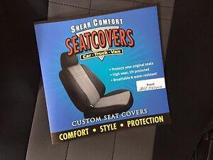 Toyota Tacoma seat covers!