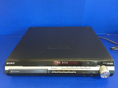 Used, Sony HCD-HDX274 5-Disc DVD Home Theatre System S-Master Digital HDMI  for sale  Shipping to India