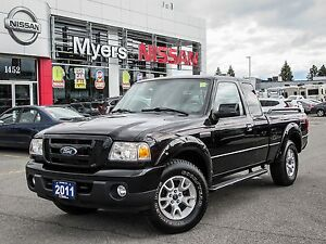 2011 Ford Ranger Fx4 Off Road! LOW KM, auto with A/c .. Hurry