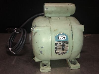 Vintage Original Hamilton Varimatic Drill Press Motor. Kingston-conley 14 Hp