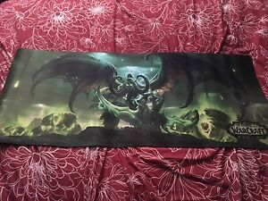 WOW LEGION OVERSIZED GAMING MAT