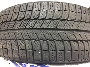 Winter tires like new 235-55-17 michelin x-ice