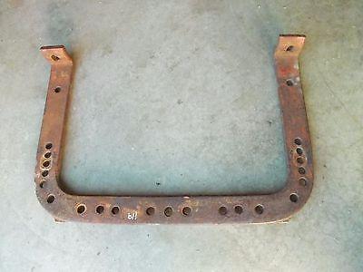 Farmall Ih M Sm H Sh 300 350 460 450 Tractor Ih Wishbone Draw Bar Drawbar Hitch