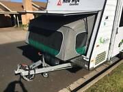 2017 New Age Gecko 16BE single axle full caravan Sale Wellington Area Preview