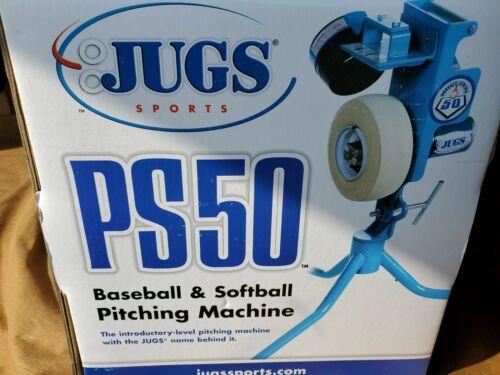 Jugs Sports New PS50 BaseBall & Softball Pitching Machine
