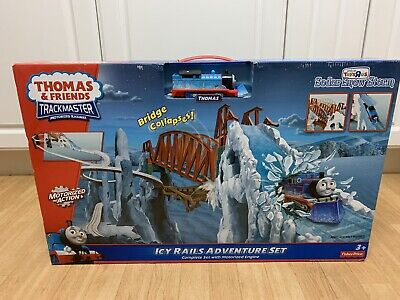 Thomas & Friends Trackmaster Icy Rails Adventure Set