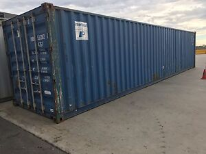 40 ft shipping container deliverd Geelong Geelong City Preview