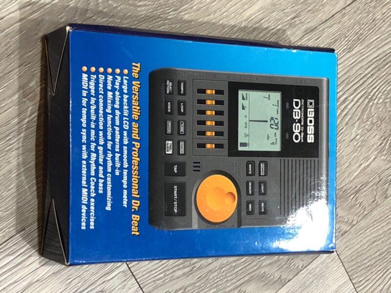 Boss DB-90 Talking Dr. Beat Metronome
