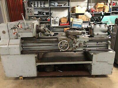 17 Leblond Rapid Production Lathe
